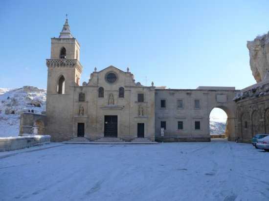 la citta più bella del mondo: Sassi di Matera (2961 clic)