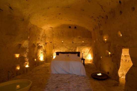 la citta più bella del mondo: Sassi di Matera (3055 clic)