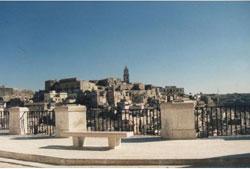 la citta più bella del mondo: Sassi di Matera (2093 clic)