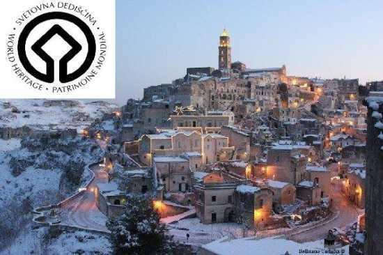 la citta più bella del mondo: Sassi di Matera (3158 clic)