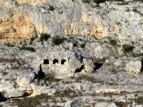 la citta più bella del mondo: Sassi di Matera (11573 clic)