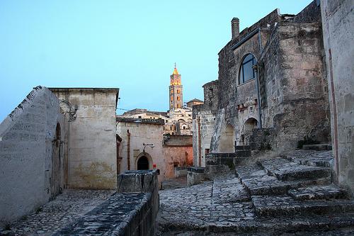 la citta più bella del mondo: Sassi di Matera (4794 clic)