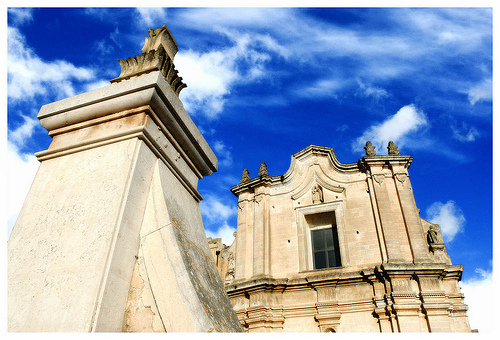 la citta più bella del mondo: Sassi di Matera (4188 clic)