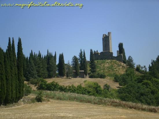 Castello di Romena (2114 clic)