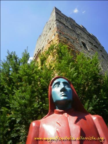 Torre del Castello di Porciano - STIA - inserita il 24-Aug-11