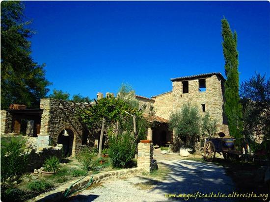 Castrum Sagliani (in localita' Saiano di Cesena) (5501 clic)