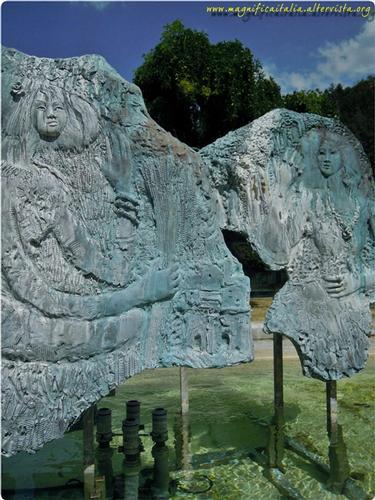 Fontana delle Tre Doti - TREDOZIO - inserita il 08-Aug-12
