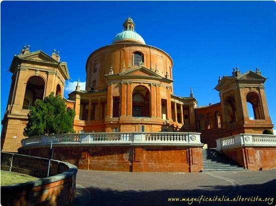 Basilica di San Luca - Bologna (5534 clic)