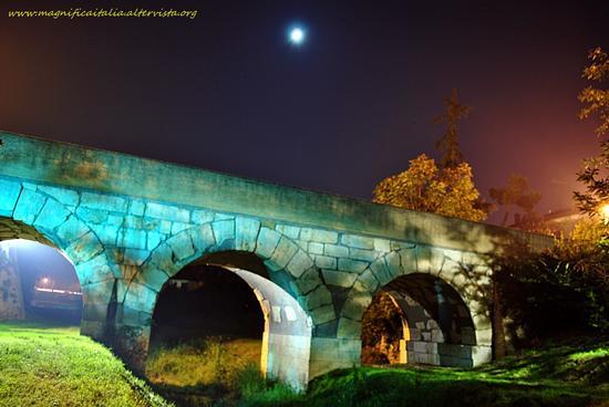 Alea iacta est,il Ponte sul Rubicone - Savignano sul rubicone (5292 clic)