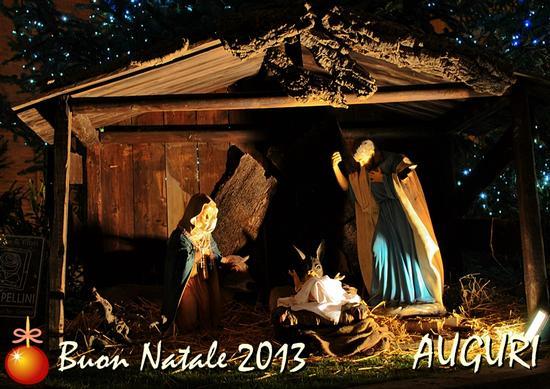 Un augurio di buon Natale a tutti gli amici di FotografieItalia - Cesena (1447 clic)