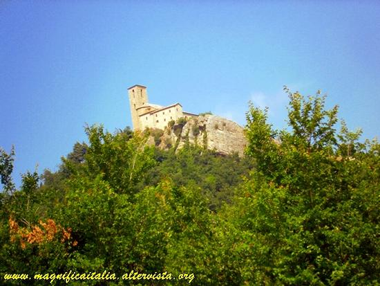 Abbazia di Montetiffi - Sogliano al rubicone (1306 clic)