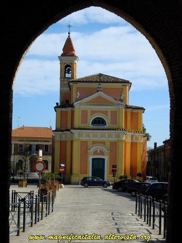 Chiesa di Santa Lucia. - San giovanni in marignano (1662 clic)
