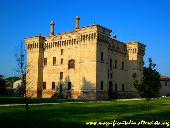 Palazzo Grossi - Castiglione di ravenna (2152 clic)