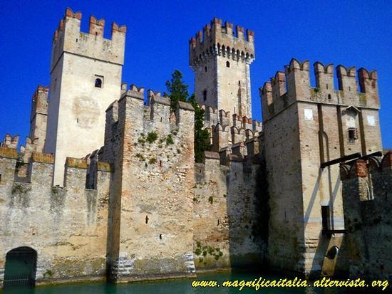 Castello Scaligero - Sirmione (1631 clic)