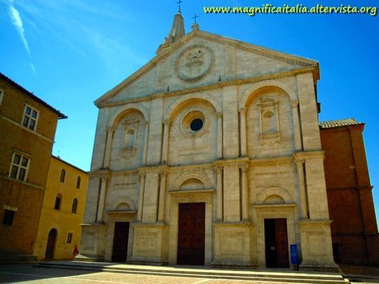 La Cattedrale - Pienza (2308 clic)
