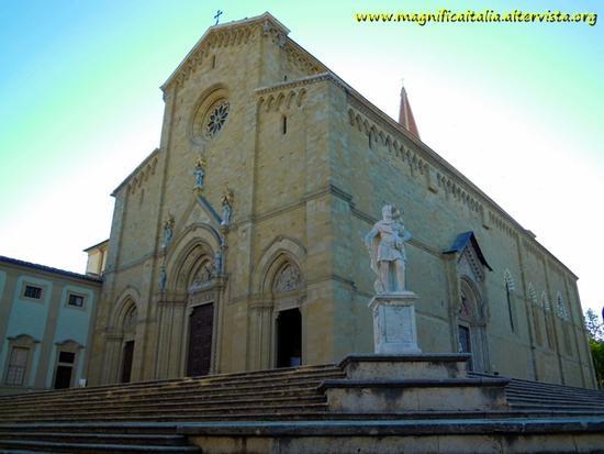 Il Duomo - Arezzo (1687 clic)