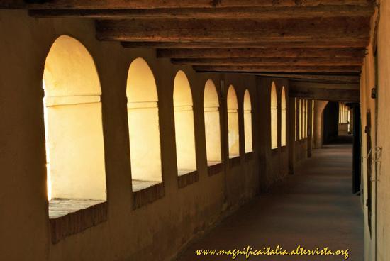 L'antico camminamento denominato La scarpa - Morro d'alba (5461 clic)