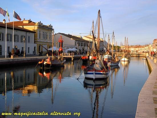 I Bragozzi - Cesenatico (3486 clic)