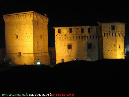 Rocca da favola... - Cesena (3036 clic)