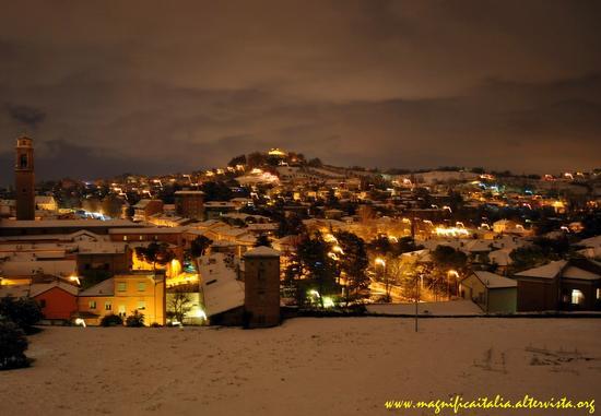 Notturno invernale - Cesena (5216 clic)