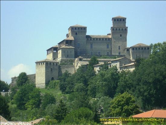 Torrechiara, romantico maniero (2029 clic)