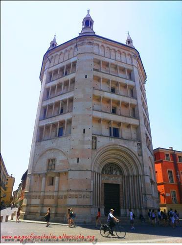 Il Battistero - Parma (2228 clic)