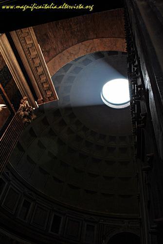 Il Pantheon - Roma (1565 clic)