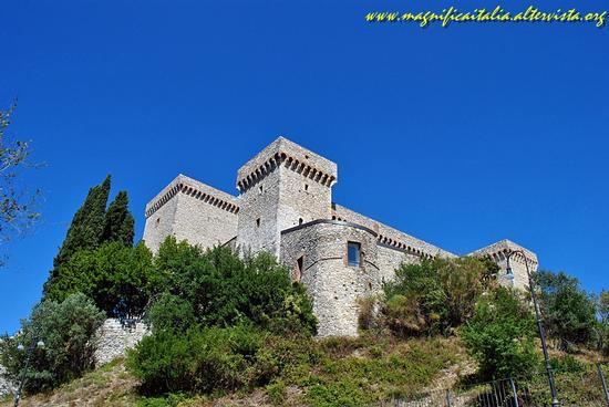 Fortezza Albornoz - Narni (2146 clic)
