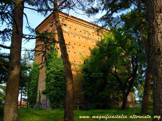 Casa del diavolo o Palazzaccio - Cesena (3793 clic)