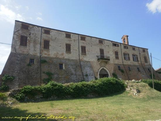 Palazzo Marcosanti - Poggio berni (1571 clic)