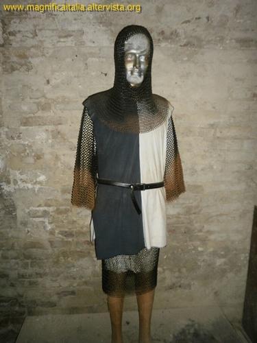 Il fantasma all'interno della Rocca Malatestiana ? - Cesena (2786 clic)