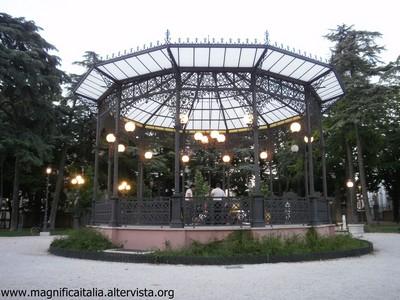 I giardini pubblici - Cesena (4063 clic)