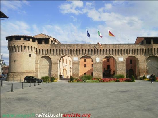 Rocca - Forlimpopoli (2604 clic)