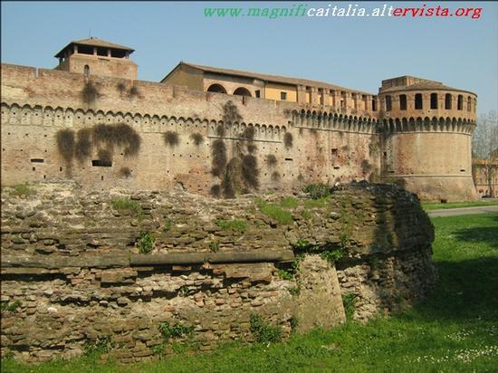 Rocca Sforzesca - Imola (2280 clic)