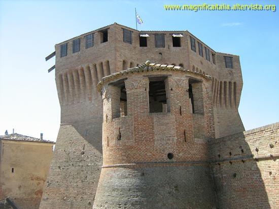 Rocca Roveresca - Mondavio (2690 clic)
