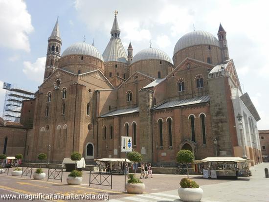 Basilica di Sant'Antonio - Padova (4400 clic)