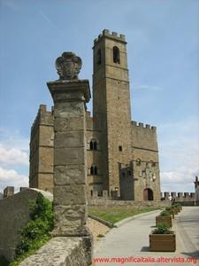 Castello dei Conti Guidi - Poppi (2100 clic)