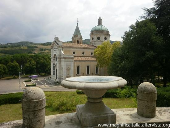 Chiesa di Sant'Antonio da Padova - Predappio (3120 clic)