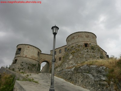 Rocca Malatestiana - Torriana (2195 clic)