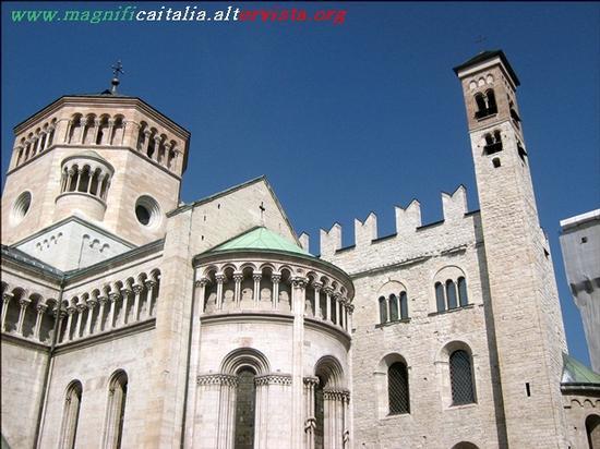 Il Duomo - Trento (3279 clic)