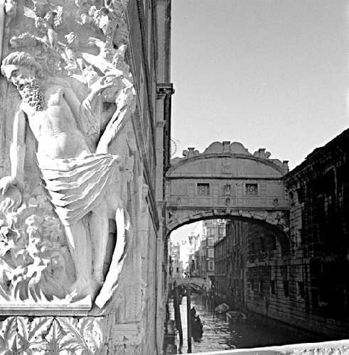 Palazzo Ducale e Ponte dei sospiri. - Venezia (3242 clic)