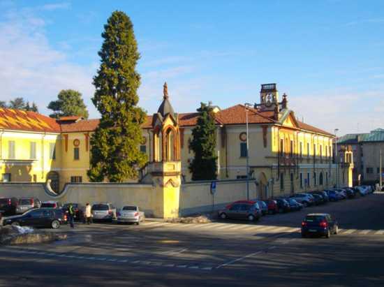 Collegio Gallarini - Conservatorio Musicale - Novara (2934 clic)