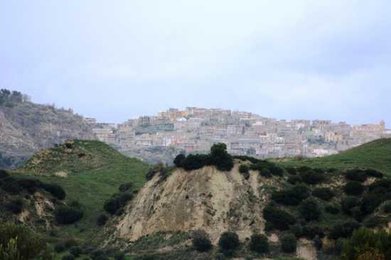 paesaggio - Casabona (1906 clic)