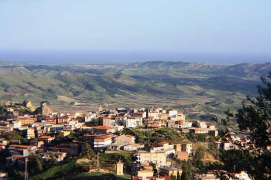 paesaggio - Casabona (2270 clic)