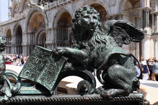 Leone di San Marco - Venezia (457 clic)