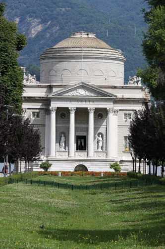 Tempio Voltiano - Como (1815 clic)