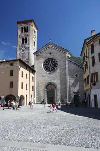 Chiesa di San Fedele - COMO - inserita il 02-Apr-10