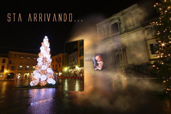 Passato il natale... arriva il nuovo anno! FELICE ANNO NUOVO!!! - Arona (1160 clic)