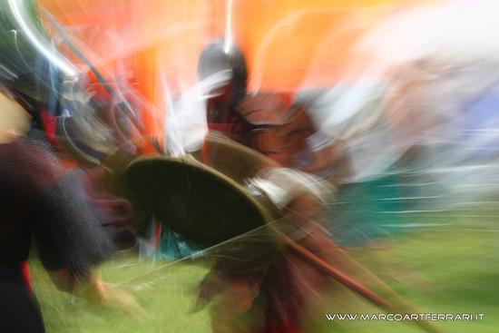 La colomba, Parma Fantasy 2011, parco Eridania giugno 2011 (2389 clic)