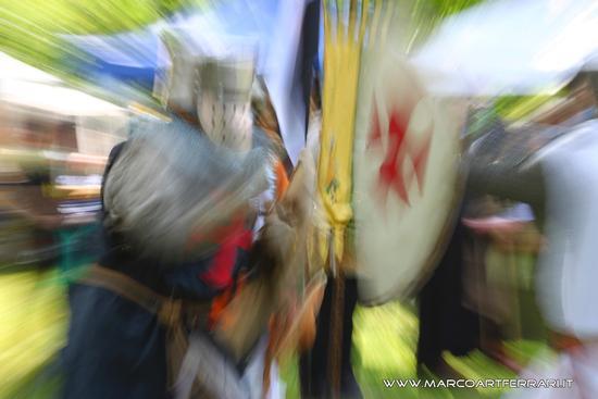 Combattimento veloce, Parma Fantasy 2011, parco Eridania giugno 2011 (1600 clic)